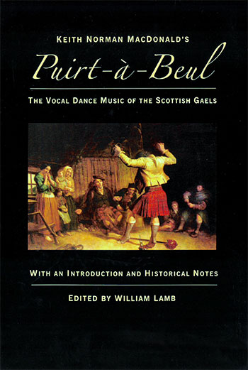 cover image for Keith Norman MacDonald's Puirt-a-Beul