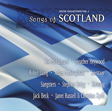 cover image for Songs Of Scotland