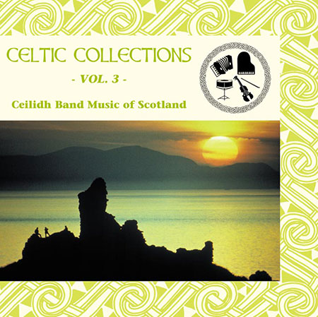 cover image for Ceilidh Band Music Of Scotland