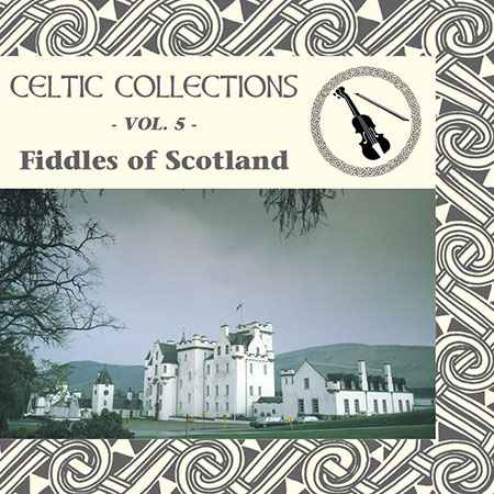cover image for Fiddles Of Scotland
