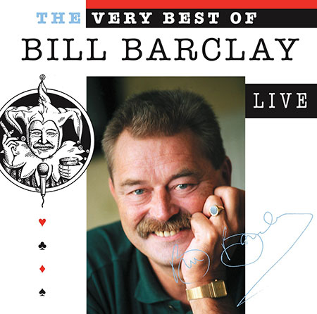 cover image for The Very Best Of Bill Barclay Live