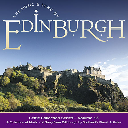 cover image for The Music And Song Of Edinburgh