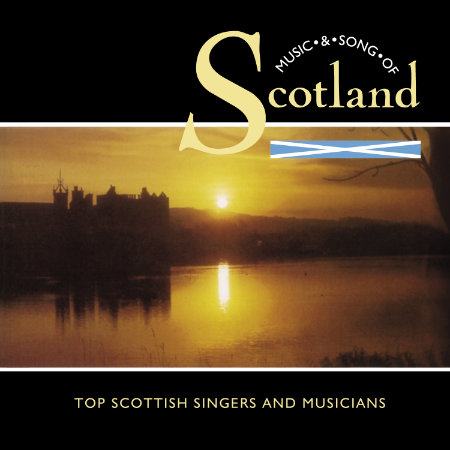 cover image for Music & Song of Scotland