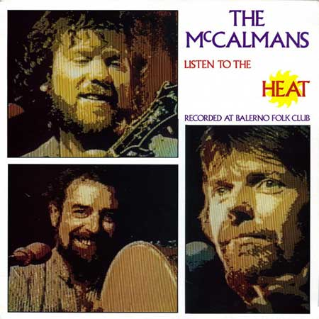 cover image for The McCalmans - Listen To The Heat