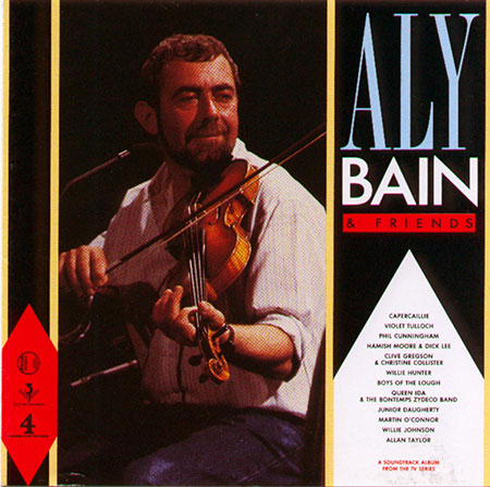 cover image for Aly Bain And Friends