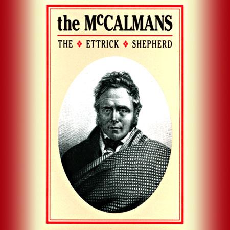 cover image for The McCalmans - The Ettrick Shepherd
