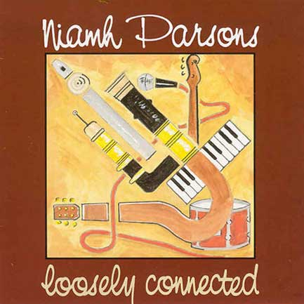 cover image for Niamh Parsons - Loosely Connected