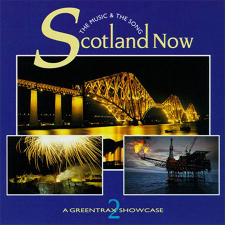 cover image for Scotland Now - The Music And The Song