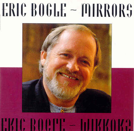 cover image for Eric Bogle - Mirrors