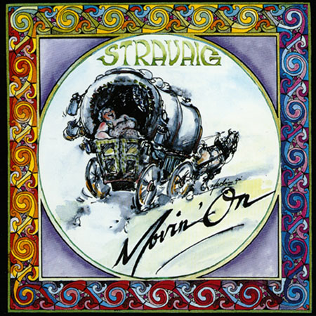 cover image for Stravaig - Movin' On