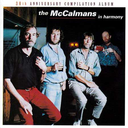 cover image for The McCalmans - In Harmony