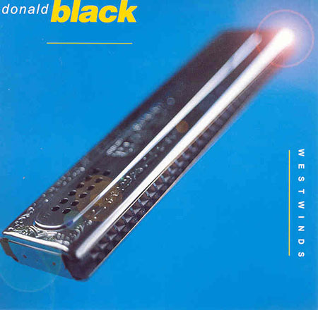 cover image for Donald Black - Westwinds
