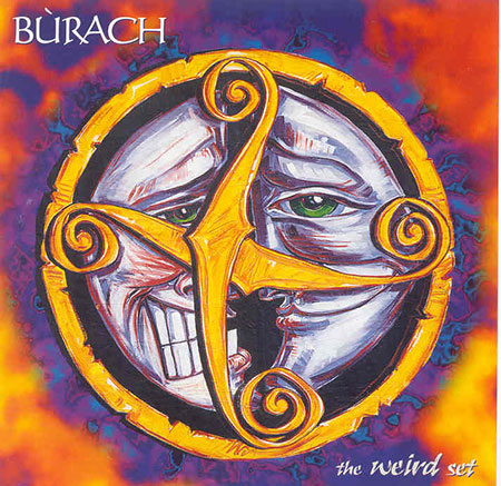 cover image for Burach - The Weird Set