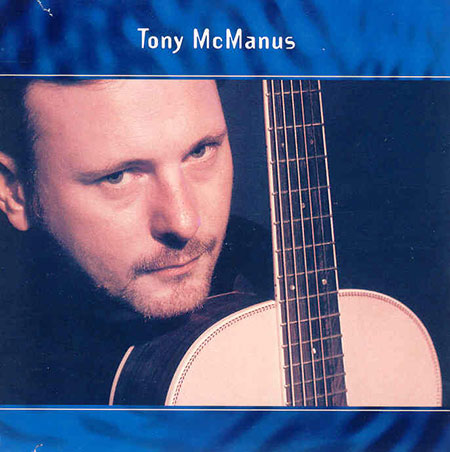 cover image for Tony McManus - Tony McManus