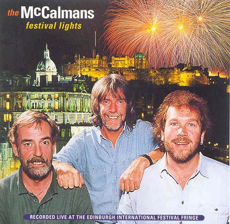 cover image for The McCalmans - Festival Lights