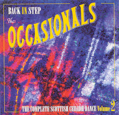 cover image for The Occasionals - Back In Step