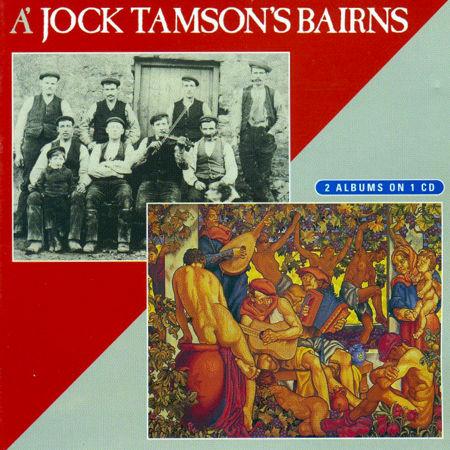 cover image for Jock Tamson's Bairns - A' Jock Tamson's Bairns