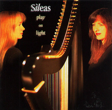 cover image for Sileas - Play On Light