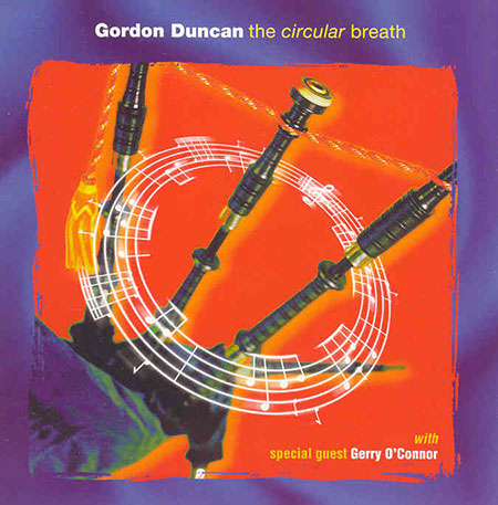 cover image for Gordon Duncan - The Circular Breath