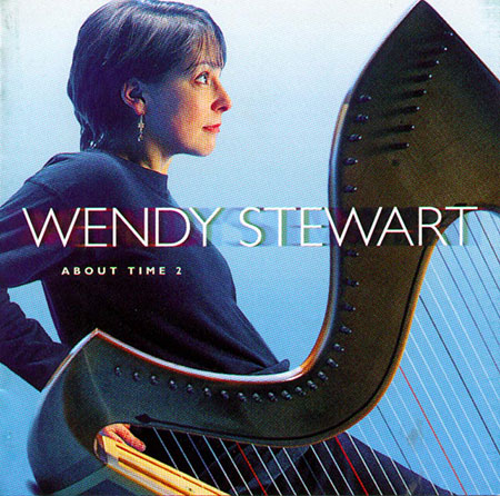 cover image for Wendy Stewart - About Time 2
