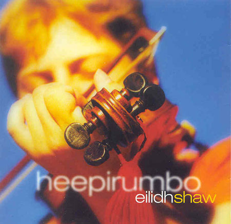 cover image for Eilidh Shaw - Heepirumbo