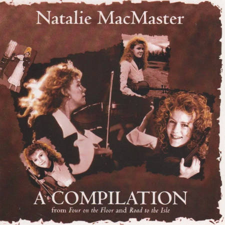 cover image for Natalie MacMaster - A Compilation