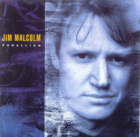 cover image for Jim Malcolm - Rohallion