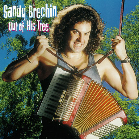 cover image for Sandy Brechin - Out Of His Tree