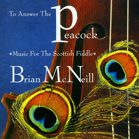 cover image for Brian McNeill - To Answer The Peacock