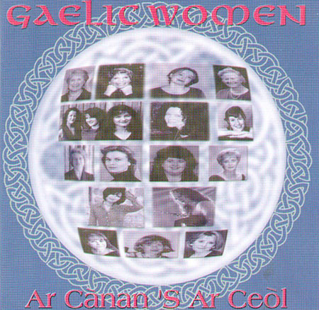 cover image for Gaelic Women (Ar Canan 's Ar Ceol)