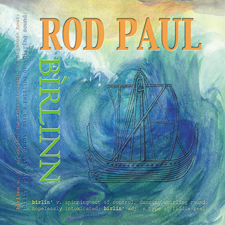 cover image for Rod Paul - Birlinn