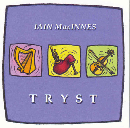 cover image for Iain MacInnes - Tryst