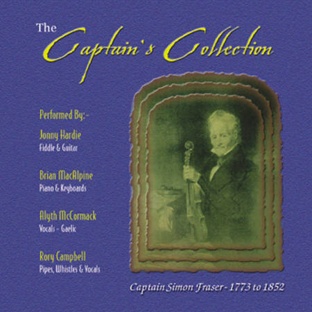 cover image for Jonny Hardie & Brian MacAlpine - The Captain's Collection