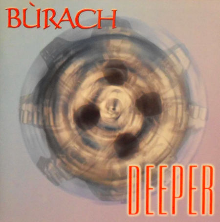 cover image for Burach - Deeper
