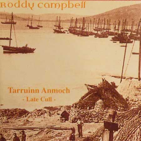 cover image for Roddy Campbell - Tarruinn Anmoch