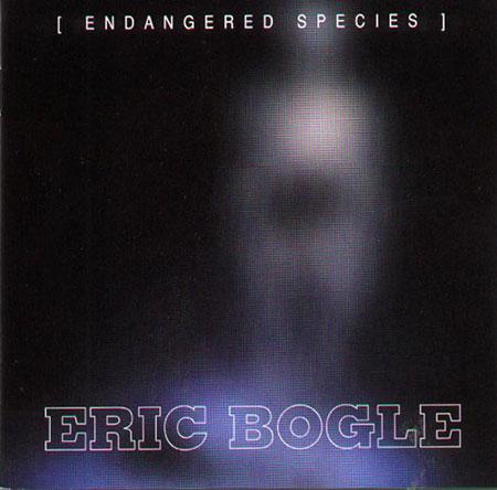 cover image for Eric Bogle - Endangered Species