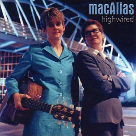 cover image for MacAlias - Highwired