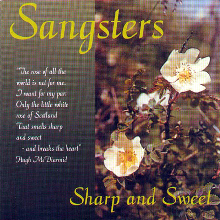 Sangsters CD cover