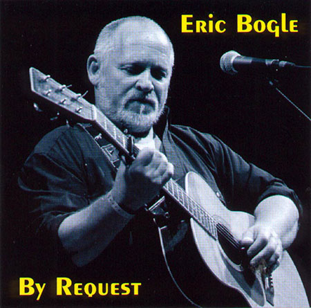 cover image for Eric Bogle - By Request