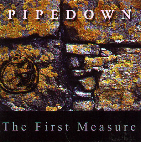 cover image for Pipedown - The First Measure