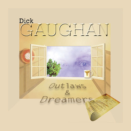 cover image for Dick Gaughan - Outlaws And Dreamers