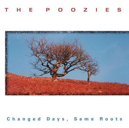 cover image for The Poozies - Changed Days, Same Roots