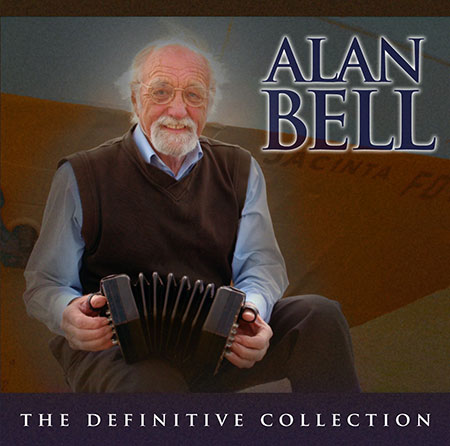 cover image for Alan Bell - The Definitive Collection