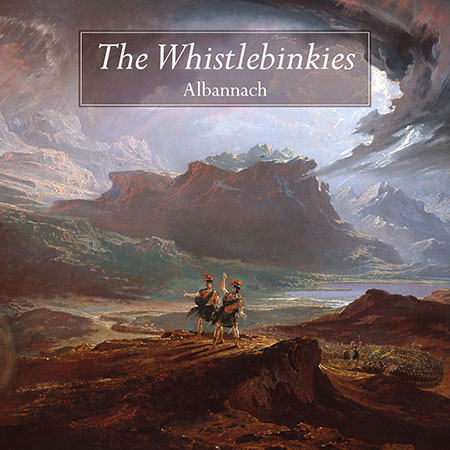 cover image for The Whistlebinkies - Albannach