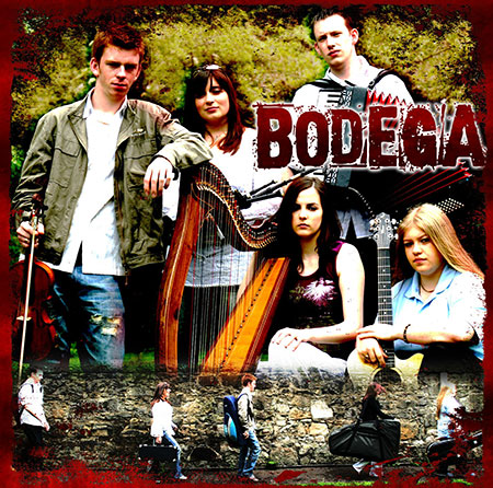 cover image for Bodega - Bodega
