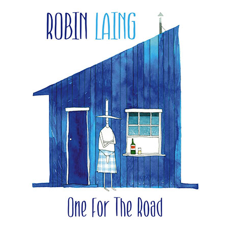 cover image for Robin Laing - One For The Road