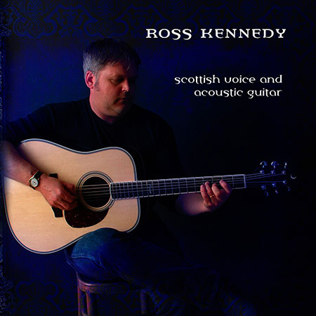 cover image for Ross Kennedy - Scottish Voice & Acoustic Guitar