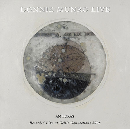 cover image for Donnie Munro - An Turas (The Journey) Live