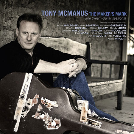 cover image for Tony McManus - The Maker's Mark