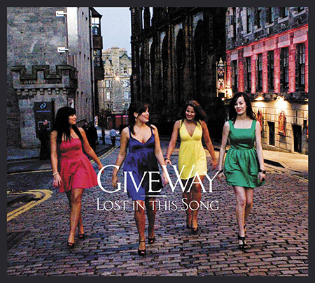 cover image for GiveWay - Lost In This Song